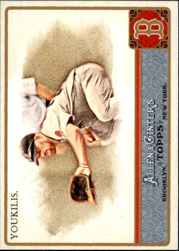 Photo of 2011 Topps Allen and Ginter #270 Kevin Youkilis