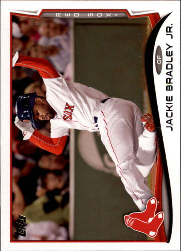 Photo of 2014 Topps Update #US110 Jackie Bradley Jr.