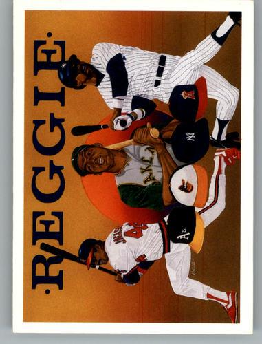 Photo of 1990 Upper Deck Jackson Heroes #9 Reggie Jackson CL