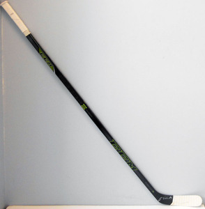 #81 Marian Hossa Game Game Used Stick - Autographed - Chicago Blackhawks