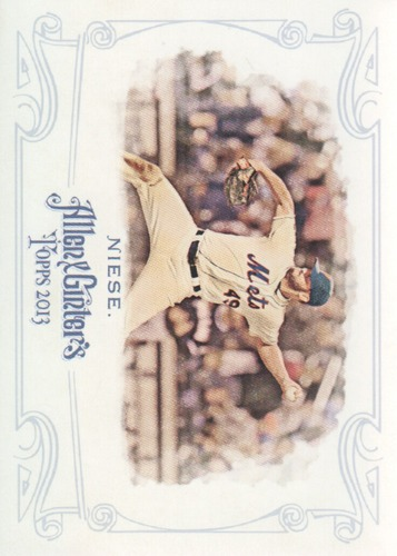 Photo of 2013 Topps Allen and Ginter #126 Jon Niese