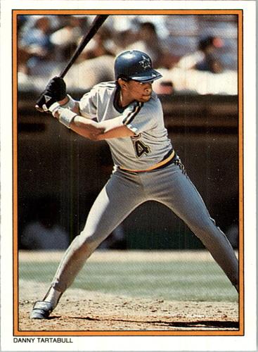 Photo of 1987 Topps Glossy Send-Ins #19 Danny Tartabull
