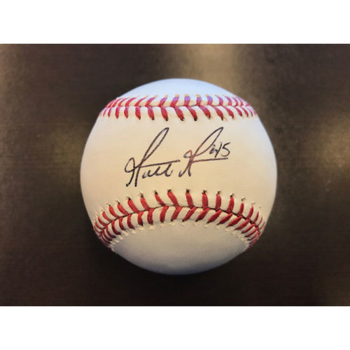 Photo of Giants Community Fund: Matt Moore Autographed Baseball