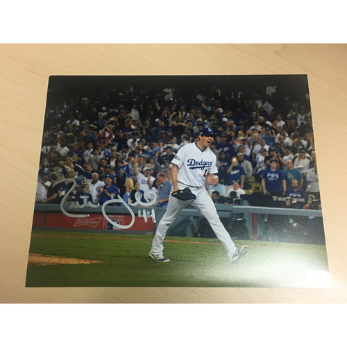 Photo of LA Dodgers Foundation Online Auction: Rich Hill Autographed Photo