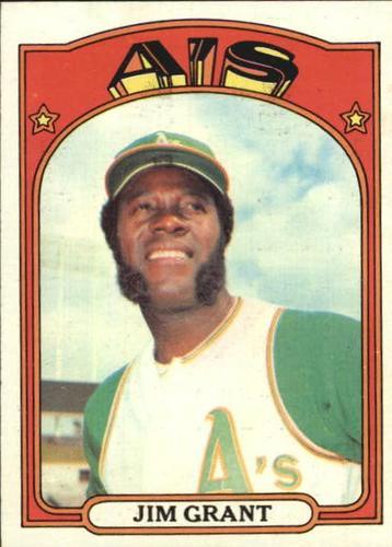 Photo of 1972 Topps #111 Jim Grant