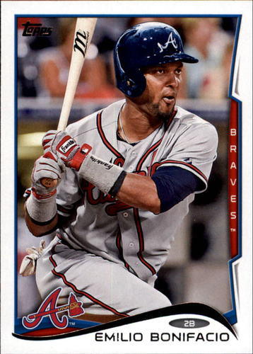 Photo of 2014 Topps Update #US111A Emilio Bonifacio