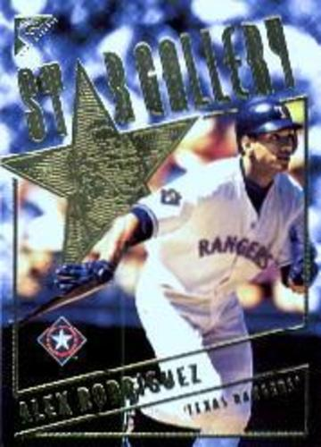 Photo of 2001 Topps Gallery Star Gallery #SG2 Alex Rodriguez