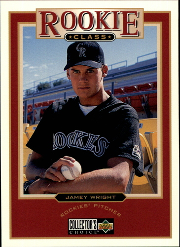 Photo of 1997 Collector's Choice #18 Jamey Wright