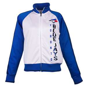 Toronto Blue Jays Women's Strike Zone Track Jacket by G-III