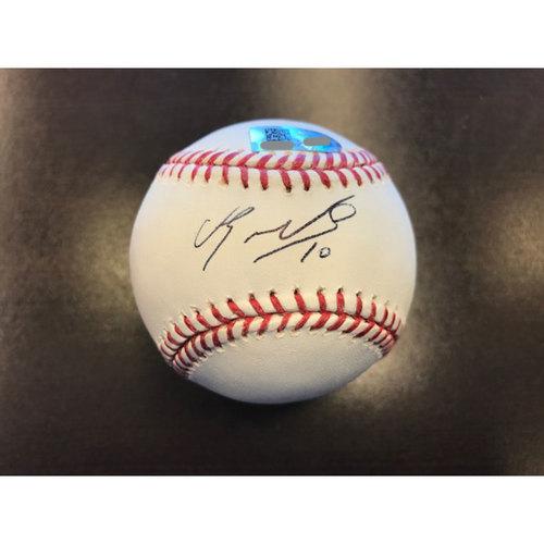 Photo of Giants Community Fund: Eduardo Nunez Autographed Baseball