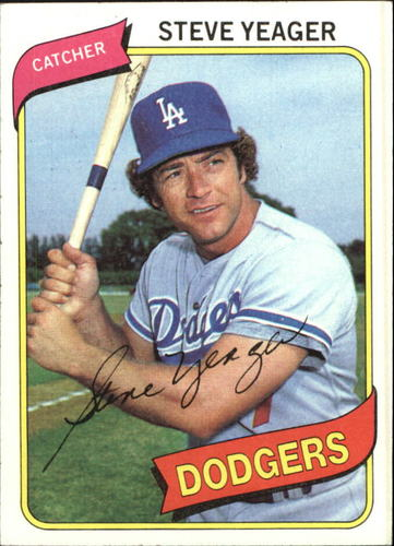 Photo of 1980 Topps #726 Steve Yeager