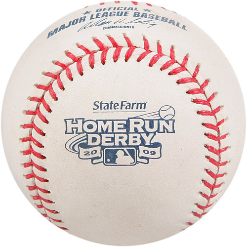 Photo of 2016 All-Star Archive Auction: 2009 Home Run Derby - Adrian Gonzalez, Round 1, Home run #1