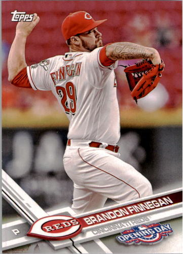 Photo of 2017 Topps Opening Day #143 Brandon Finnegan
