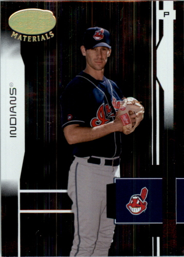 Photo of 2003 Leaf Certified Materials #53 Cliff Lee