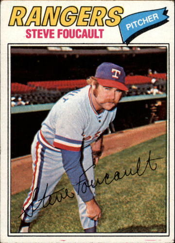 Photo of 1977 Topps #459 Steve Foucault