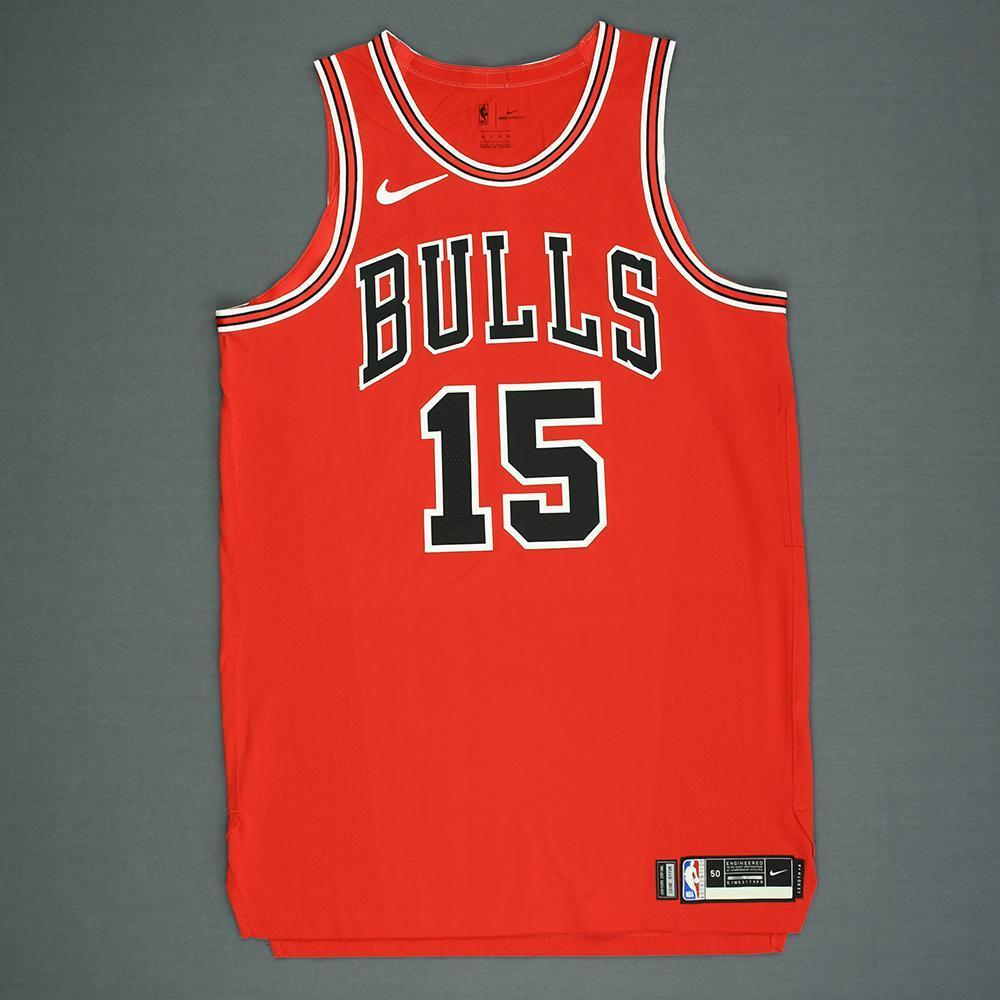 Chandler Hutchison - Chicago Bulls - 2018 NBA Draft - Autographed Jersey