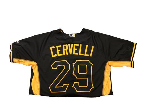 Photo of Francisco Cervelli Team-Issued 2016 Batting Practice Jersey