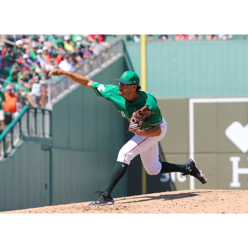 Photo of Red Sox Foundation St. Patrick's Day Jersey Auction - Joe Kelly Game-Used & Autographed Jersey