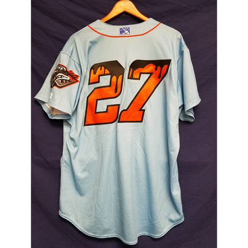 Photo of Inland Empire 66ers Team-Issued #27 Jersey