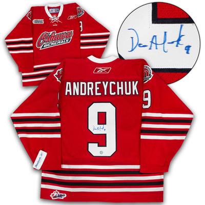 Dave Andreychuk Oshawa Generals Autographed CCM CHL Hockey Jersey
