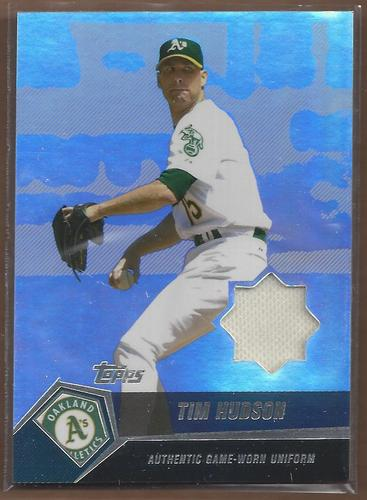 Photo of 2004 Topps Clubhouse Relics #TH Tim Hudson Uni E