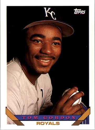 Photo of 1993 Topps #611 Tom Gordon