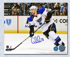 Alex Pietrangelo St. Louis Blues Autographed Game Action 16x20 Photo
