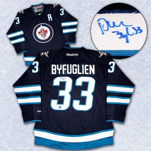 Dustin Byfuglien Winnipeg Jets Autographed Reebok Premier Hockey Jersey