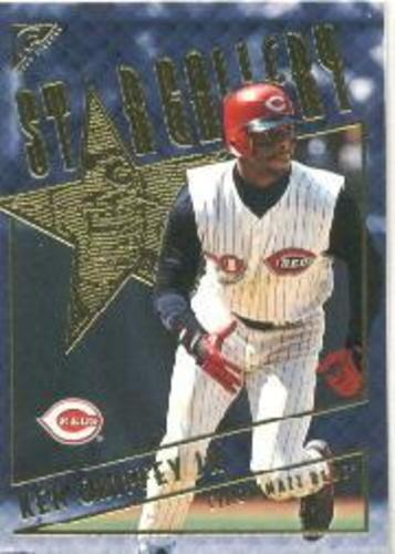 Photo of 2001 Topps Gallery Star Gallery #SG5 Ken Griffey Jr.