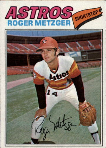Photo of 1977 Topps #481 Roger Metzger