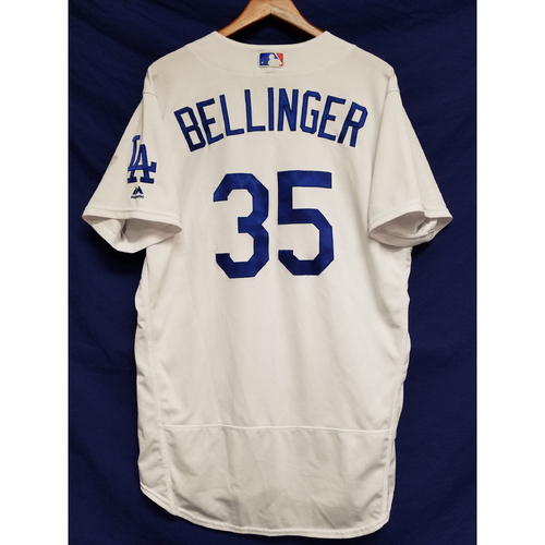 Photo of Kershaw's Challenge: Cody Bellinger Game-Used Home Run (13th Career) Jersey