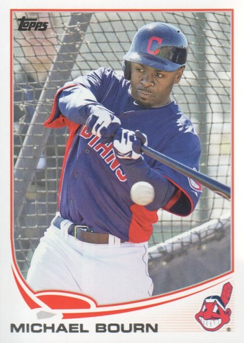 Photo of 2013 Topps #504 Michael Bourn