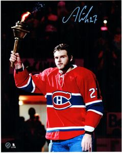 Alex Galchenyuk - Signed 8x10