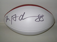 NFL - BILLS MARQUISE GOODWIN SIGNED PANEL BALL