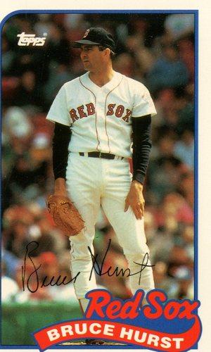Photo of 1989 Topps Baseball Talk/LJN #111 Bruce Hurst