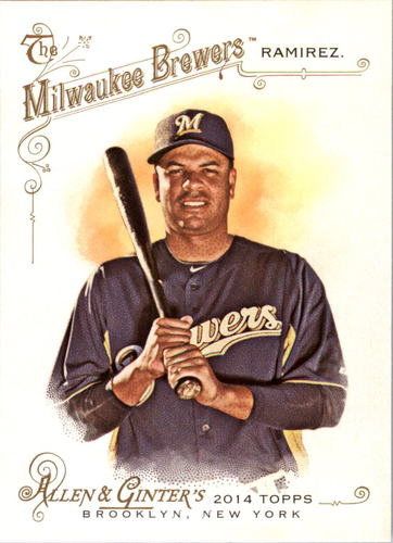 Photo of 2014 Topps Allen and Ginter #291 Aramis Ramirez