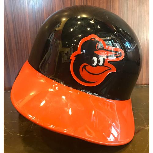 Seth Smith - Spring Training Batting Helmet: Game-Used