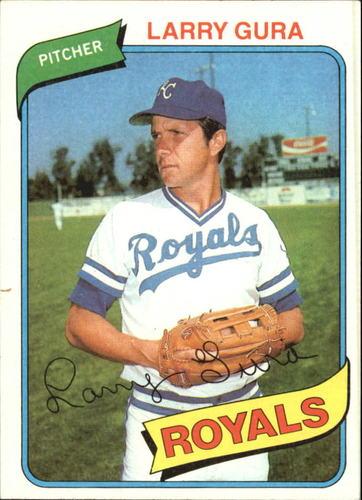 Photo of 1980 Topps #295 Larry Gura