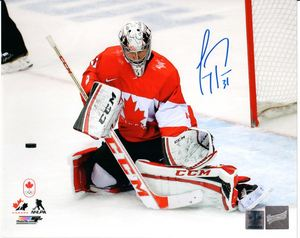 Carey Price - Signed 8x10