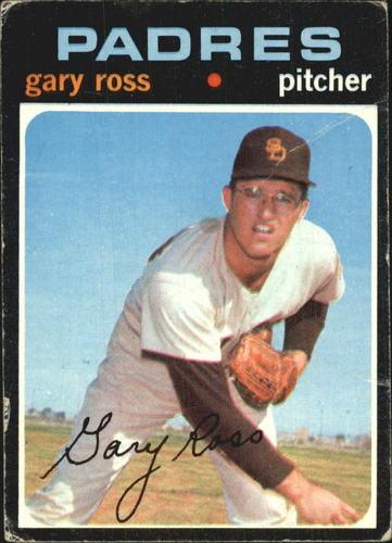 Photo of 1971 Topps #153 Gary Ross