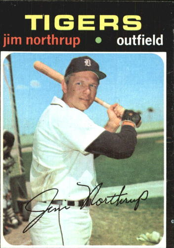 Photo of 1971 Topps #265 Jim Northrup