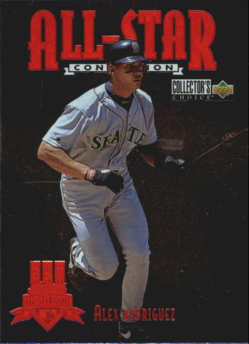 Photo of 1997 Collector's Choice All-Star Connection #4 Alex Rodriguez