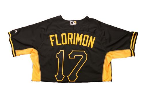 Pedro Florimon Team-Issued 2016 Batting Practice Jersey