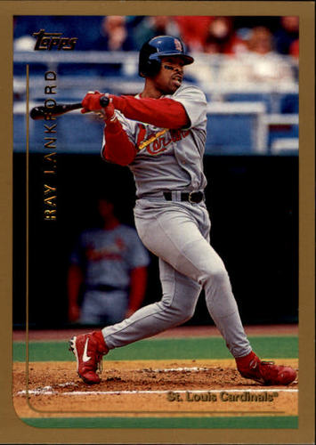Photo of 1999 Topps #35 Ray Lankford