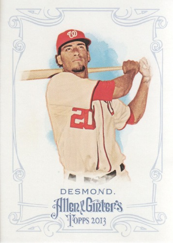 Photo of 2013 Topps Allen and Ginter #147 Ian Desmond