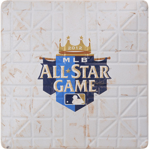 Photo of 2016 All-Star Archive Auction: 2012 All-Star Game - 1st Base, Used in the 3rd Inning