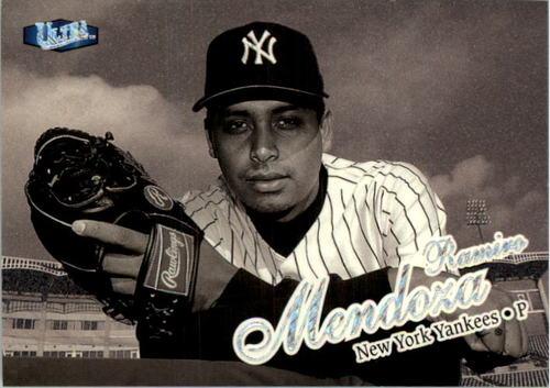 Photo of 1998 Ultra Platinum Medallion #285 Ramiro Mendoza