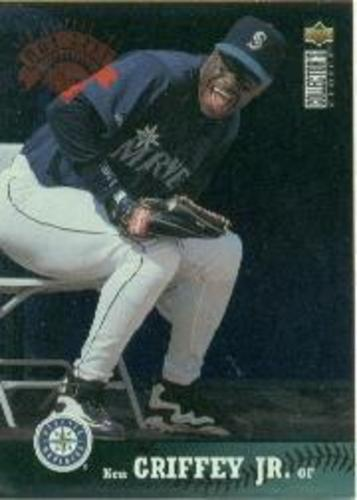 Photo of 1997 Collector's Choice #334 Ken Griffey Jr. GHL