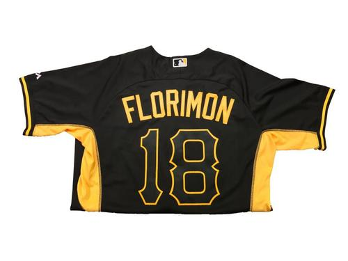 Photo of Pedro Florimon Team-Issued 2016 Batting Practice Jersey