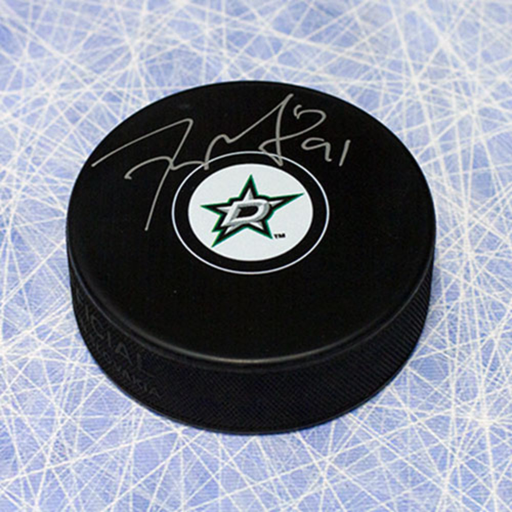 Tyler Seguin Dallas Stars Autographed Hockey Puck
